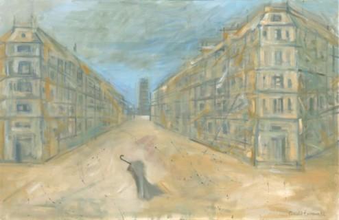 Beuys in Parijs, Rue de Rennes