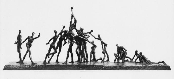 Prometheus en de menigte
